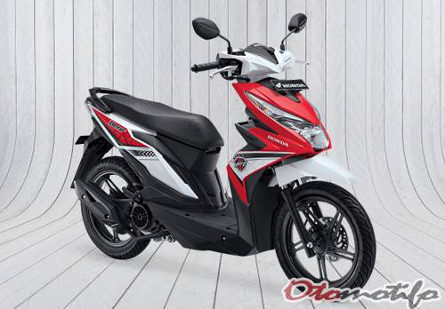 Gambar All New Honda Beat eSP
