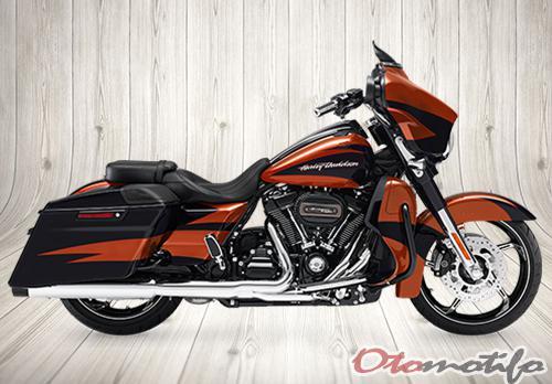 Gambar Harley Davidson CVO Street Glide