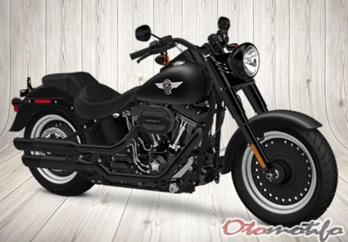 Gambar Harley Davidson Fat Boy S