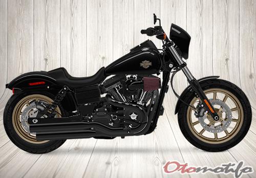 Gambar Harley DavidsonLow Rider S