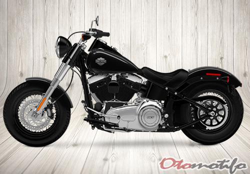 Gambar Harley Davidson Softail Slim
