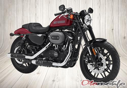 Gambar Harley Davidson Sportster Roadster