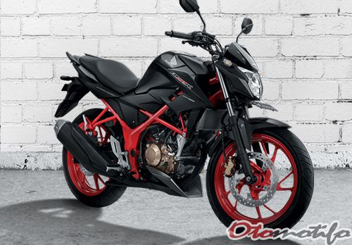 Gambar Honda CB150R Streetfire