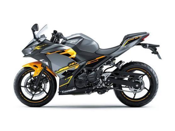 7 Warna All New Kawasaki Ninja 250 2018 Dan Gambar Terbaru