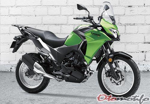 Gambar Kawasaki Versy-X 250 City
