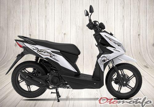 Gambar Motor Honda Beat Street