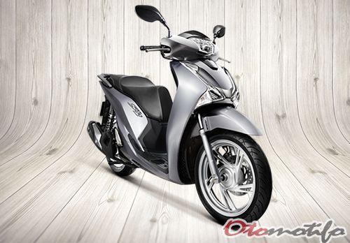 Gambar Motor Honda SH150i