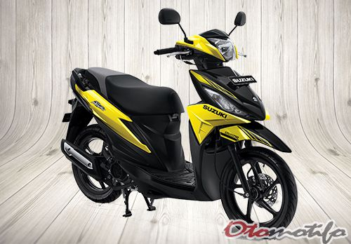 Gambar Motor Suzuki Address Playful