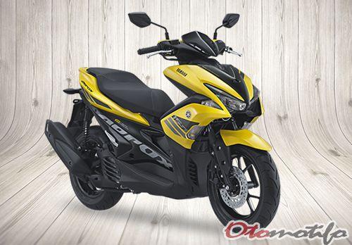 Gambar Motor Yamaha Aerox 155