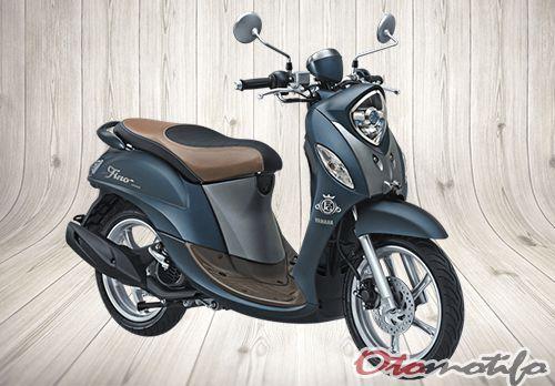 Gambar Motor Yamaha Fino Grande