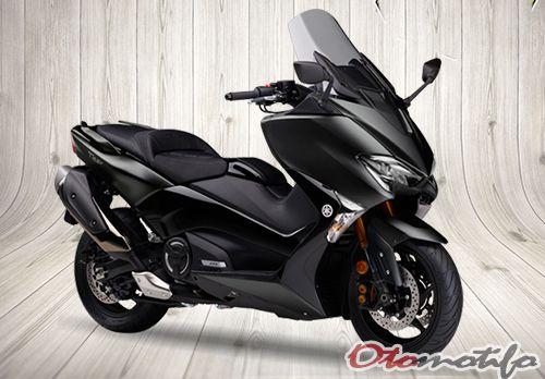 Gambar Motor Yamaha TMAX DX