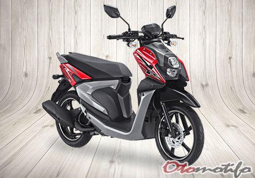 Gambar Motor Yamaha X Ride 125
