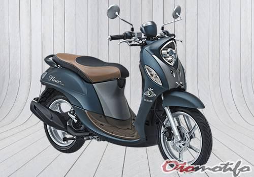 Gambar Yamaha Fino Grande