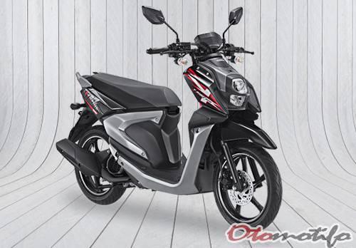 Gambar Yamaha X Ride 125