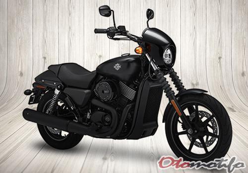 Harga Motor Harley Davidson Terbaru