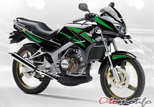 Harga Motor Ninja R Special Editon