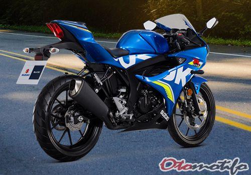 Harga Motor Suzuki GSX R150