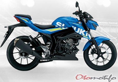 Mesin Suzuki GSX S150