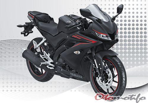 Motor All New Yamaha R15