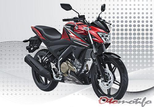 Motor All New Yamaha Vixion