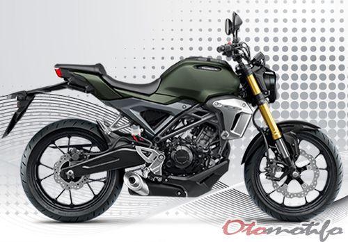 Motor Honda CB150R ExMotion