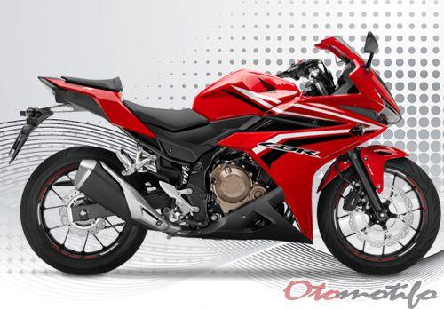 Motor Honda CBR500R
