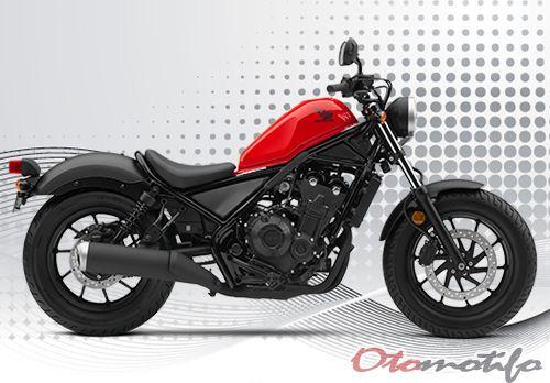 Motor Honda CMX 500 Rebel