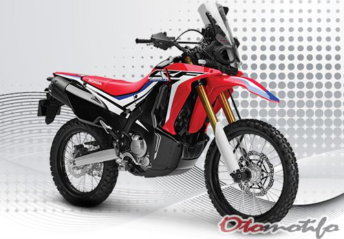 Motor Honda CRF250 Rally