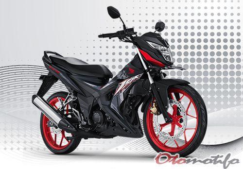 Motor Honda Sonic 150R