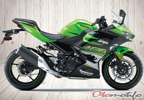 Motor Ninja 250 2018