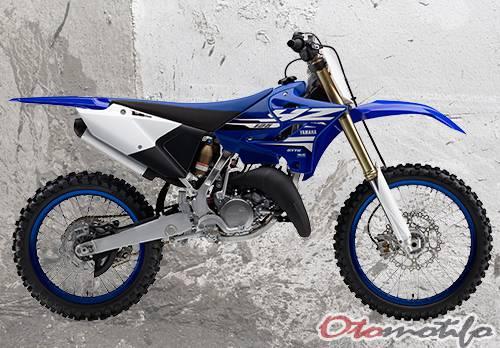 Motor Trail Yamaha YZ125