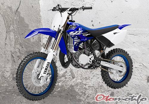 Motor Trail Yamaha YZ185