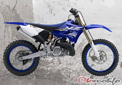 Motor Trail Yamaha YZ250