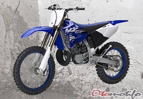 Motor Trail Yamaha YZ250X