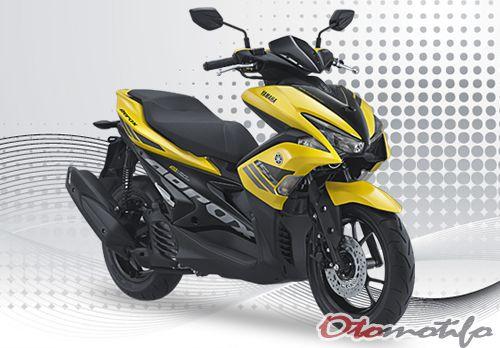 Motor Yamaha Aerox 155