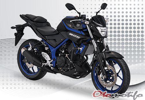 Motor Yamaha MT-25
