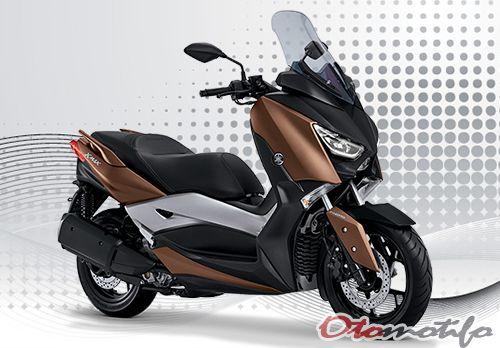 Motor Yamaha XMAX 250