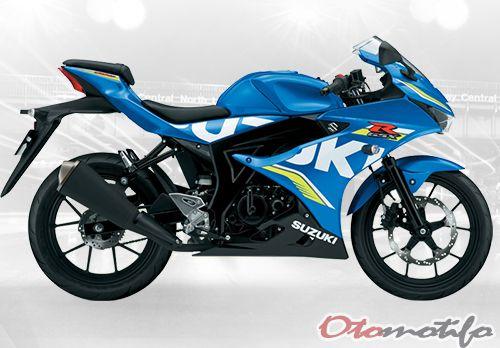 Performa Suzuki GSX R150