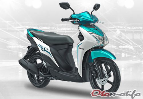 Review Yamaha Mio S