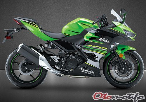 Harga Kawasaki Ninja 400 2019, Review, Spesifikasi & Gambar