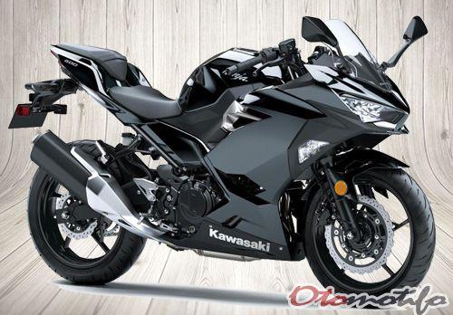 Spesifikasi dan Harga Kawasaki Ninja 250 2018