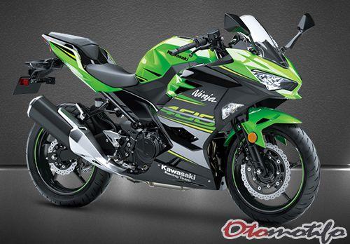 Spesifikasi dan Harga Kawasaki Ninja 400
