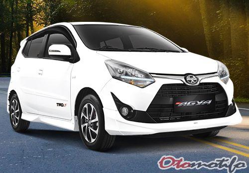 5 Harga Mobil Agya 2021 Spesifikasi Dan Interior Terbaru Otomotifo
