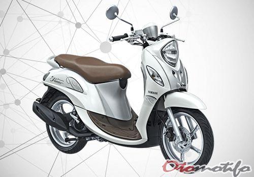 Spesifikasi dan Harga Yamaha Fino 2017