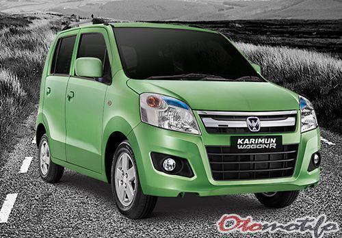 Suzuki Karimun Wagon R AGS Airbag