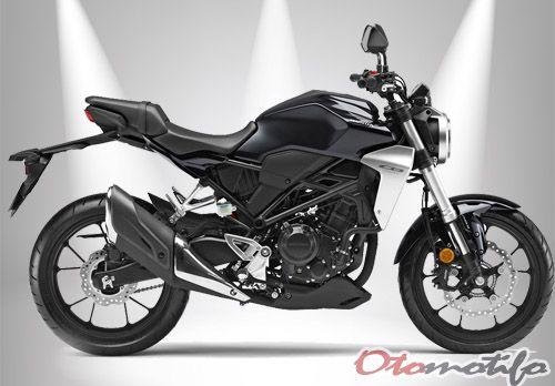 Desain Honda CB300R