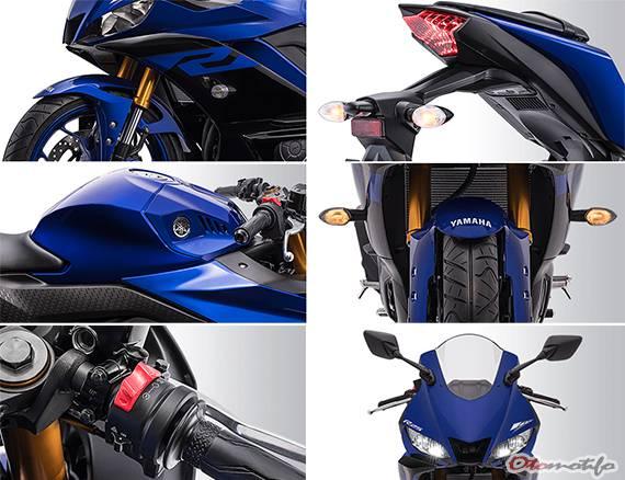 Desain Yamaha R25 2018