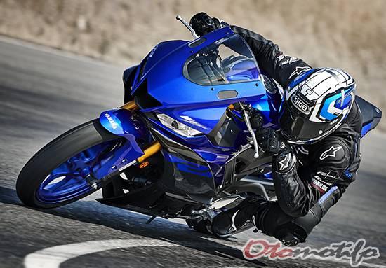 Desain Yamaha R25 Facelift