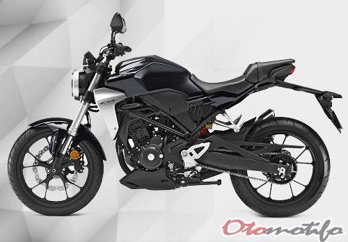 Fitur Honda CB250R
