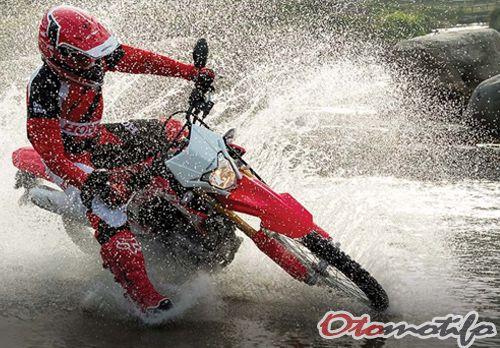 Fitur Honda CRF150L
